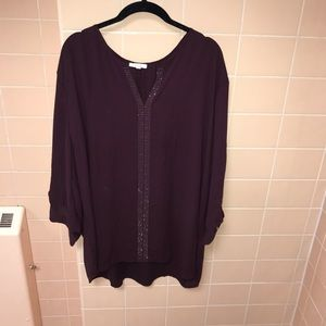 Maurices plus size blouse